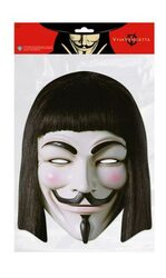 V For Vendetta Party Face Mask