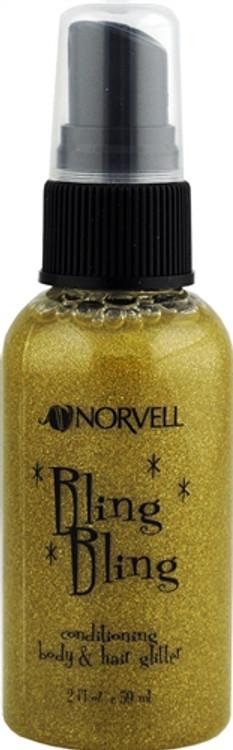 Norvell Bling Bling Shimmer Spray GOLD