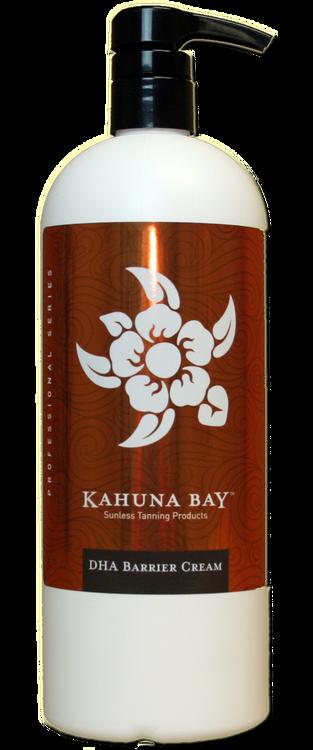 Kahuna Bay Sunless Tanning DHA Barrier Cream 34oz