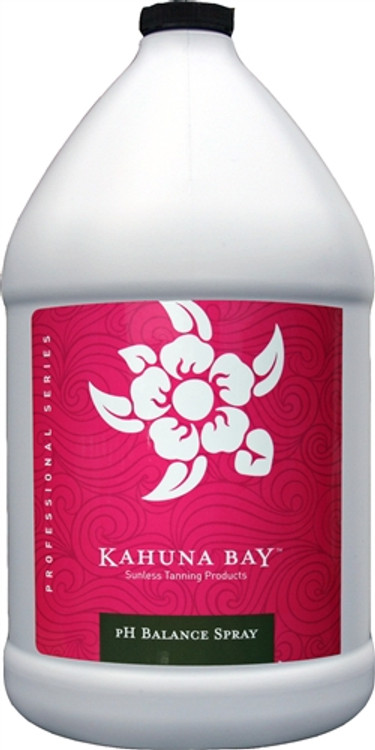 Kahuna Bay pH Balancing Sunless Prep Spray 128oz