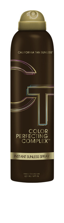 California Tan Color Perfecting Complex Instant Sunless Spray