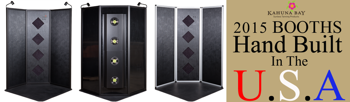 Overspray reduction booths