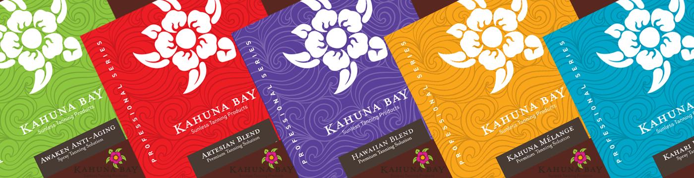 Kahuna Bay Tan Sunless Tanning Solutions
