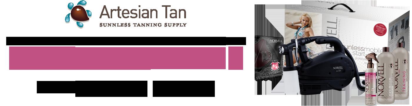 Spray Tan Start up Kits