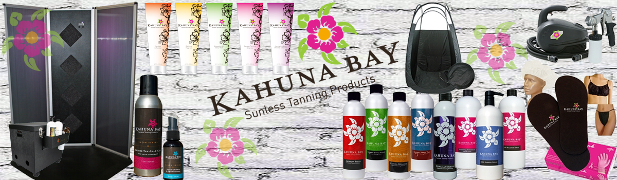 Spray Tanning Solutions & Equipment