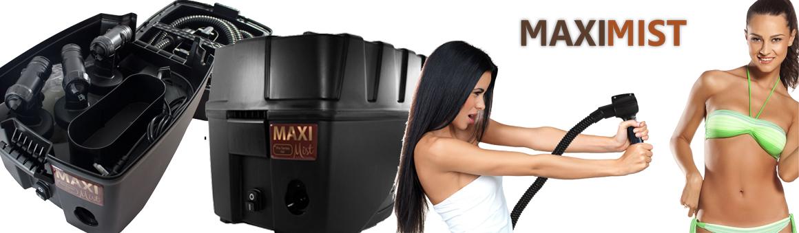 MaxiMist spray tanning Machine
