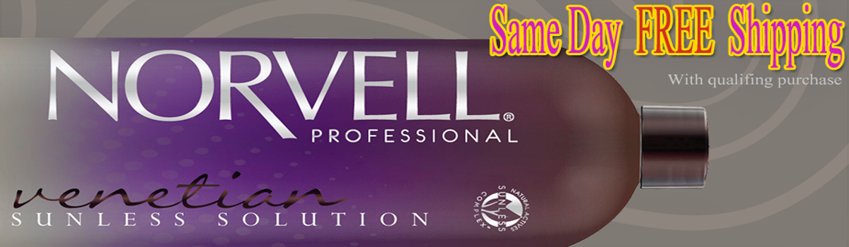 Norvell Sunless Tanning Solutions