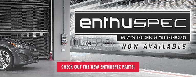Enthuspec now available!