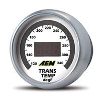 AEM Oil Temperature Gauge
