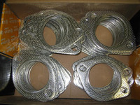 Exhaust Gasket 80mm Std. 2 Bolt