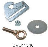 CROW Snap-In Hardware Kit - each
