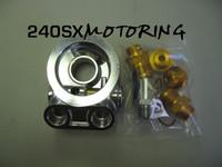 GReddy Oil Cooler Adaptor W/Thermostat M12x1.5