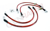 Agency Power Brake Lines for 2010+ Genesis Coupe