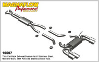 Magnaflow Cat-Back Exhaust for 3.8 V6 2010+ Genesis Coupe
