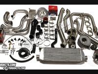 TurboKits.com Single Turbo Kit for 3.8 V6 2010-2012 Genesis Coupe
