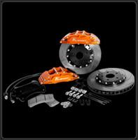 "Ksport Front ProComp 14"" 8 Piston Big Brake Kit for 2010+ Genesis Coupe"