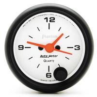 Auto Meter Phantom - Analog Clock