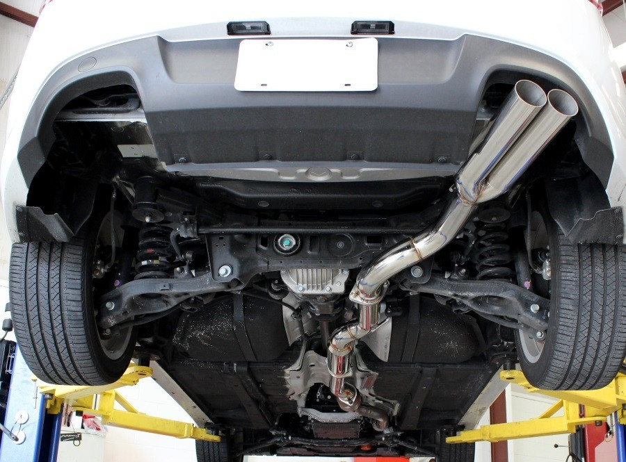 Isr Formerly Isis Performance Ep Straight Pipes Dual: Evo X Straight Pipe Exhaust At Woreks.co