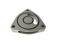 Torque Solution Blow Off BOV Sound Plate for Hyundai Genesis Coupe 2.0T 2010-14