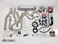 TurboKits.com Single Turbo Kit for Genesis Coupe GDi 3.8L V6 2013-16