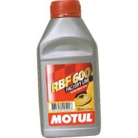 Motul - 1/2L Brake Fluid RBF 600 - Racing DOT 4