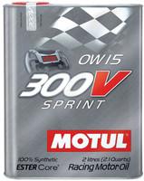 300V Sprint 0W-15