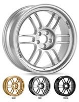 Enkei RPF1 Light Weight Racing Wheel - Silver