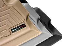 WeatherTech 12+ Hyundai Veloster Rear FloorLiner