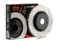 DBA 4000 Series Rear Rotor for Genesis Coupe 2010-16 (Brembo)