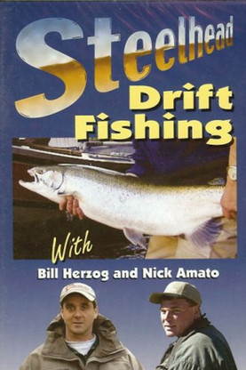 Steelhead Drift Fishing DVD