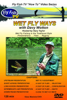 Wet fly presentation techniques