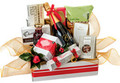 Classic Christmas Hamper with Wine
