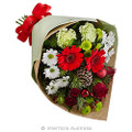 CHRISTMAS MIXED BOUQUET  ----------- FROM $55.00