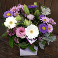 Mixed Bloom Box Pastel Tones Petite