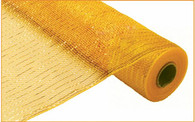 "Metallic Gold/Brown with Bright Gold Foil - 21"" X 10Yd"