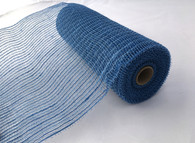 "10"" Denim Poly Jute Mesh"