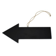 Hanging Chalkboard Arrow