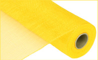 "21"" Deco Poly Mesh: Yellow"