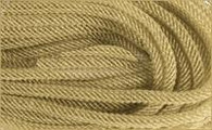 Faux Jute Flex Tubing: Natural - 8mm X 30Yds