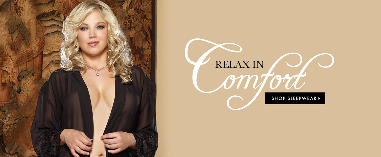 Relax in Comfort - Shop Sleepwear