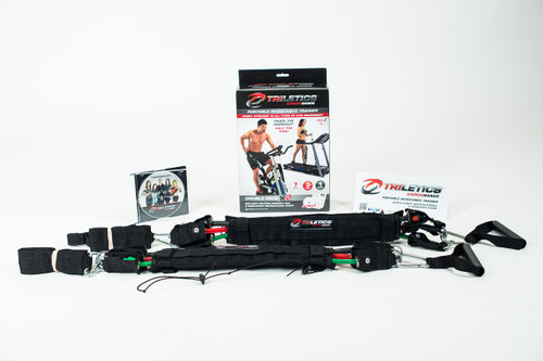 CardioBands Double Pack Device and DVD