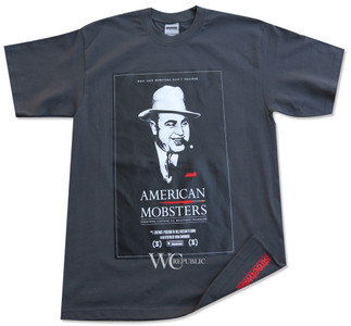 Streetwise American Mobsters T-Shirt