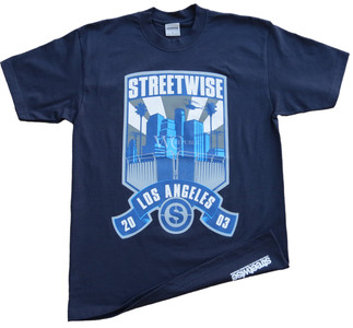 Streetwise City Patch T-Shirt