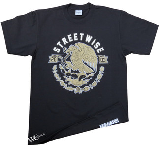 Streetwise Aguila T-Shirt BLK