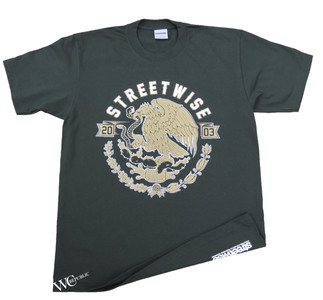 Streetwise Aguila T-Shirt OLV
