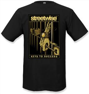 Streetwise Keys T-Shirt