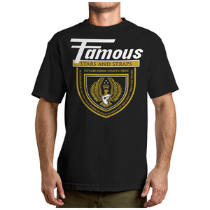 Famous Stars and Straps Convenient Tee