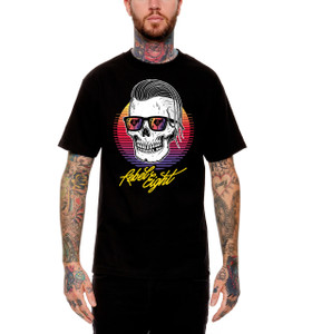 Rebel8 Sleeze T-Shirt - Front