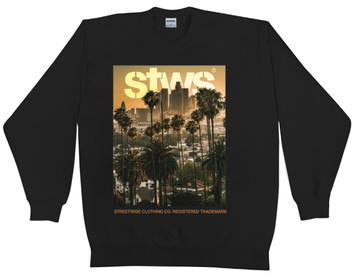 Streetwise The Jungle Crewneck Sweater