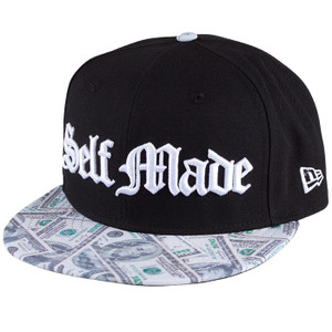 Famous Stars and Straps Self Made Ambition NE Snapback